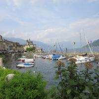 wieder zurück am Lago Maggiore