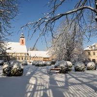 Winteridylle in Angelbachtal