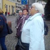 Stadtführung durch Heidelberg 2015