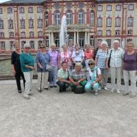 Besuch Bruchsaler Schloß Juni 2013