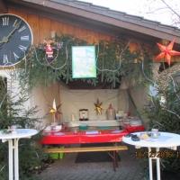 Landfrauen Schatthausen Weihnachtlicher Dorfmarkt
