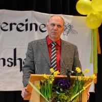 Leiter des Landwirtschaftsamtes Dr. Dieter Eitel