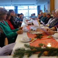 Kreisweihnachtsfeier in Meckesheim 2015