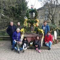 Osterbrunnen Epfenbach opt