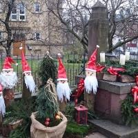 Weihnachtsbrunnen 2014