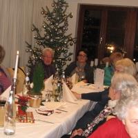 Weihnachtsfeier Landfrauen Schatthausen